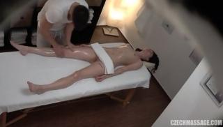 Girl Gets Intimate Massage