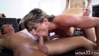 Mom fucked from behind kitchen Stepmom Turns Wet Dreams Into Reality