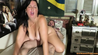 JANETE BRAZILIAN MILF - Part 2