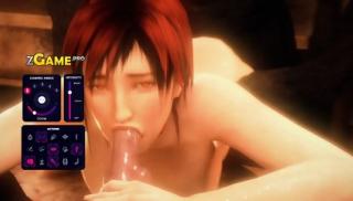3D game heroes enjoy hard sex session Monsters