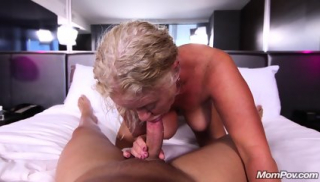 Having Fun With Naughty Mom