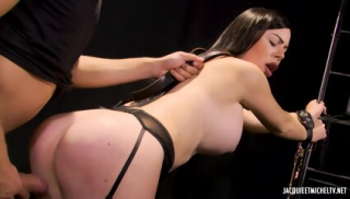 Busty Girl Enjoys Kinky Sex