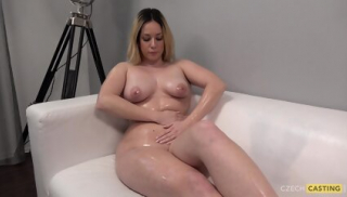 Charming Amateur At Casting
