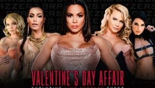 Brazzers Live, Valentine\'s Day Affair