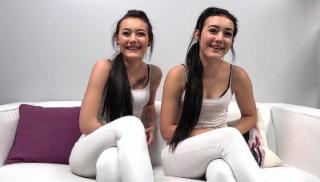 Czech Twins Casting