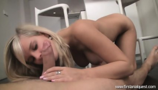 Anal Sex Is A Perfect Gift For Girl