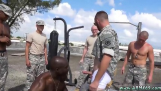 Army guys naked vid gay Staff Sergeant knows what is hottest for us.