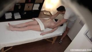 Massage Turns Into Nice Sex