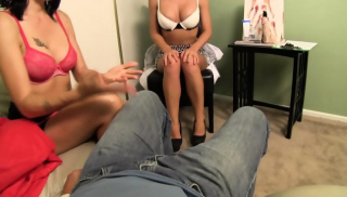 Zoey Holloway Gives Son a Handjob Instructed By Doctor