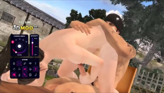 Porn Game 3D Comic: The Chaperone. Episode 5