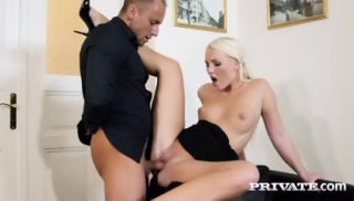 Private.com Debut With Creampie