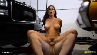 A Car Guru With A Wet Pussy