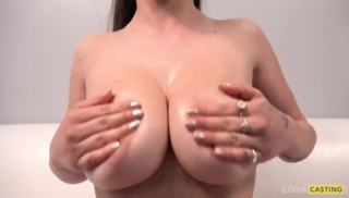 Nice Tits At Casting