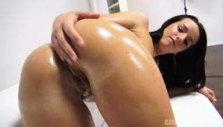 Sexy Ass Of Amateur Martina