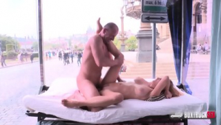 First Time Fucking In Public