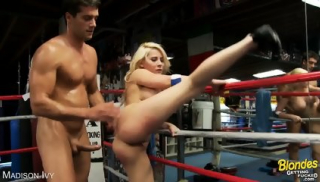 Busty Blonde Madison Ivy Gets Nailed