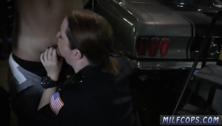 Mixed milf behind the scenes Chop Shop Owner Gets Shut Down