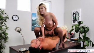 Working With Hot Blonde